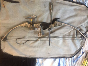 Darton Bow with lots of extras