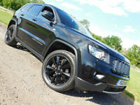 2013 JEEP GRAND CHEROKEE S-LIMITED 3.0 CRD V6 DIESEL AUTO SUV ESTATE FSH