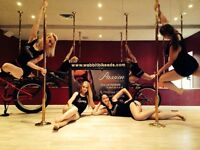 Pole Dancing Lessons