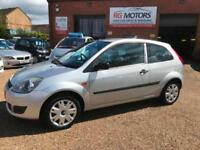 2006(56) Ford Fiesta 1.25 Style Silver 3dr Hatchback, **ANY PX WELCOME**