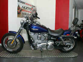 2007 '07 Harley Davidson FXDC Super Glide Custom. Just In From Arizona. £7,995