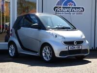 2014 Smart Fortwo Passion mhd Softouch Auto [2010] 1.0 2dr