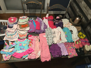 Girls clothes 18m - 3t