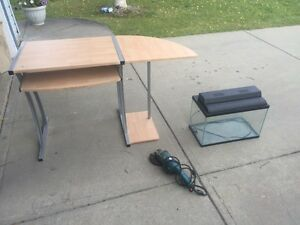 Free:  Desk. Other stuff taken