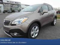 2015 BUICK ENCORE AWD, LUXURY, TOIT OUVRANT