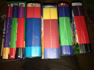 Harry Potter Set 1-7 (Hard Cover)