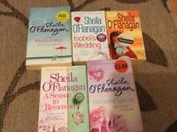 Sheila O'Flanagan Book selection