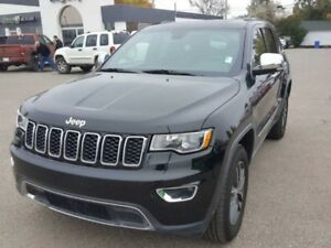 2018 Jeep Grand Cherokee Limited 4x4  - Leather Seats - $131.86
