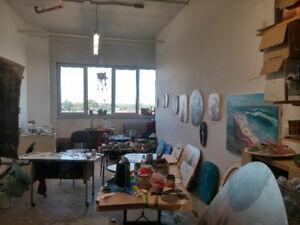 Super Artist Studio Space to Sublet from September to January