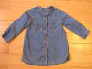 Denim shirt ZARA (12-18 months)