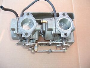 50 HP JOHNSON EVINRUDE CARBS 1973  REBUILTS