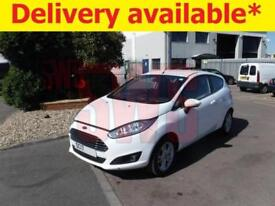 2017 Ford Fiesta Zetec 1.2 DAMAGED REPAIRABLE SALVAGE