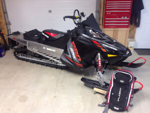"""800 RMK Pro 163"""" with extras"""