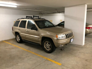 1999 Jeep Grand Cherokee w/ Extremely Low Mileage