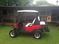 2009 Club Car Golf Cart $5,000