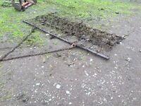 Tractor drown chain Harrows farm equipment