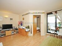 Studio flat in The Wheel House, Isle of Dogs E14