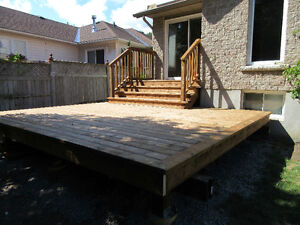 HOME-TECH FENCE AND DECK 2017 Kingston Kingston Area image 9