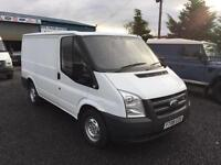 Ford Transit 2.2TDCi ( 85PS ) T260 swb ( Low Roof ) 2008.08 Reg 2 owners