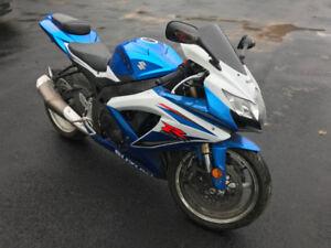 2009 SUZUKI 600 GSXR     (  $50.00 )