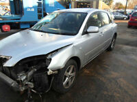MAZDA 3 TS1.6D DAMAGED REPAIRABLE SALVAGE