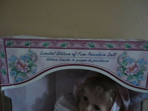 SABRINA COLLECTION LIMITED EDITION COLLECTIBLE FINE PORCELAIN London Ontario image 3
