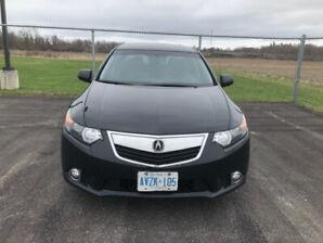 2012 Acura TSX w/Premium Pkg Sedan
