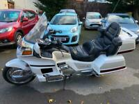Honda goldwing GL 1500,ONLY 4362 MILES,n 1996 reg,standard bike,very clean......