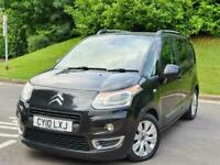 2010 Citroen C3 Picasso 1.6 HDi 8V Exclusive 5dr *** £30 TAX - HPI CLEAR- FREE D
