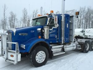 Log Truck driver wanted (Class 1 required) Edmonton Edmonton Area image 1