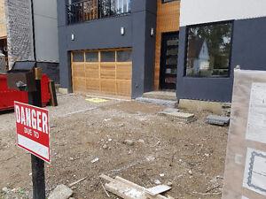 Flagstone, Foundation Repairs, Masonry, Parging, Pointing London Ontario image 3