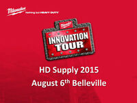 MILWAUKEE INNOVATION TOUR