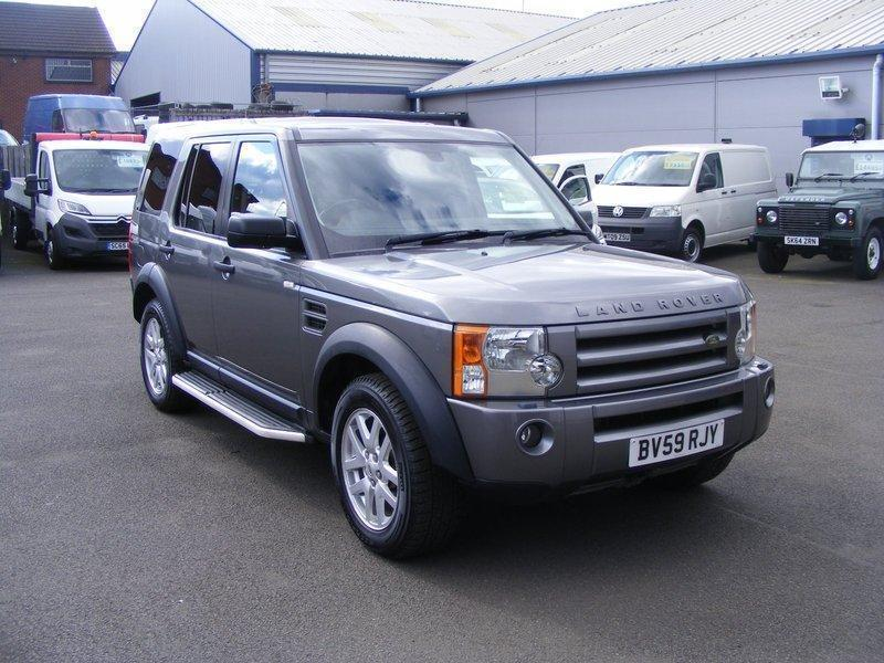 Land Rover Discovery 2.7 TDV6 XS