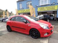 BAD CREDIT CAR FINANCE 2010 10 VAUXHALL CORSA 1.6T VXR RACING EDITION