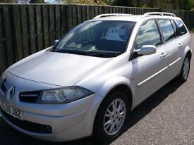 Renault Megane Estate1.5dCi ( 106bhp ) 6sp New Expression Long Mot