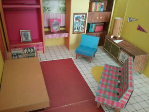 1962 Vintage Barbie Dream House