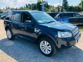 image for 2012 Land Rover Freelander 2.2 SD4 XS 5dr Auto Estate Diesel Automatic
