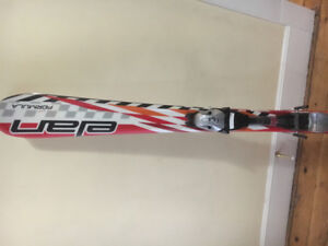 Youth ski gear - skis, boots and poles- great condition