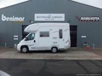 Auto Sleeper Nuevo ES four berth motorhome for sale