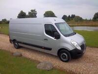 2014 /14 Vauxhall Movano 2.3CDTI ( 125ps ) ( Euro V ) L3H2 M/Roof Van LWB 3500