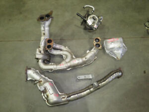 JDM 04-07 Subaru WRX STi VF37 Twin Scroll Turbo Upgrade EJ207 V8