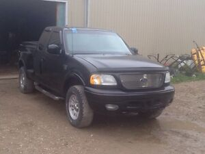 2001 f150 4+4 off road addition 2600$ ass is  London Ontario image 6