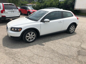 2010 Volvo C30 Coupe (2 door)/NO ACCIDENT/CERTIFIED