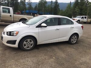 *IMMACULATE * 2012 Chevy Sonic WARRANTY