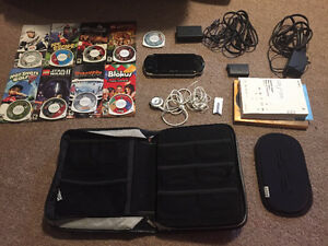Sony PSP 2000 with Games + Accessories