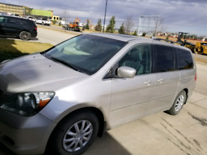 2007 Honda Odyssey EX-L! Leather interior! Rear DVD!