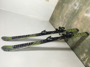 Atomic skis, nomad edition 154