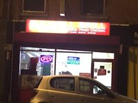 Fast Food Takeaway business for Sale.