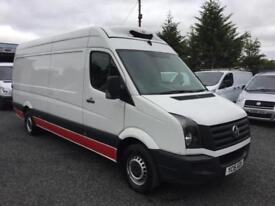 Volkswagen Crafter fridge unit CR35 2.0 TDI LWB 2015 15 Reg 1 company owner