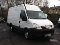 2008 White iveco daily mwb van 2.3 Diesel engine 175k nothing for a iveco expor?